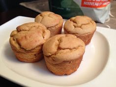 Arbonne Shake Vanilla Cupcakes