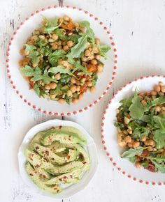 Chickpea, Sun-Dried Tomato and Artichoke Salad | Deliciously Ella