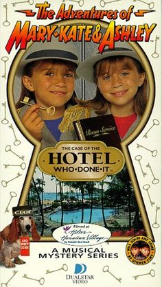 Mary-Kate and Ashley Collection: The Adventures of Mary-Kate and Ashley = The Case of the Hotel Who-Done-It - 1996