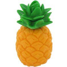 Iwako pineapple eraser