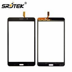 Srjtek For Samsung Galaxy Tab 4 7.0 SM-T231 T231 T235 SM-T235 Touch Screen Digitizer Sensor Glass Tablet Pc Replacement Parts