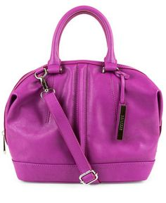 Look at this #zulilyfind! Kenneth Cole Reaction Purple Northern Exposure Satchel by Kenneth Cole Reaction #zulilyfinds