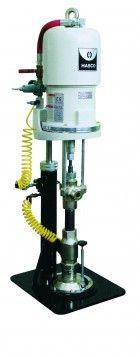 Pompa Airless pneumatica a pistone con piatto premente PRO551P - G.B.V.   Airless / Airless pump pneumatic piston follower plate PRO551P