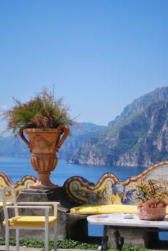 Scrumpdillyicious: Amalfi Lemons & Lunch at San Pietro di Positano