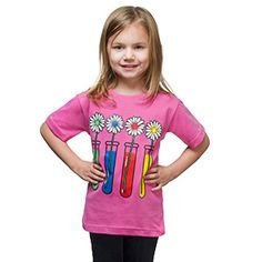 Science Experiment Organic Cotton Toddler Tee | ThinkGeek