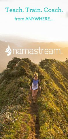 Build and grow your online wellness business with Namastream -- a comprehensive software platform that allows you to teach, train, or coach from anywhere on the planet. Earn passive income and build the business of your dreams.