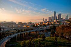 Photograph Seattle, Washington by Edmund Lowe on 500px