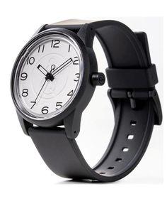 c7a7fe19720 Reloj SMILE SOLAR Q&Q by Citizen Ecológico Unisex caja de 40 milimetros  funciona sin pilas sumergible y fabricado con materiales reciclados  RP00J042Y Reloj ...
