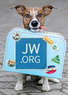 Logo JW.ORG Woof