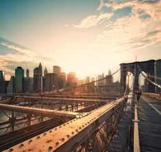I've always dreamed of visiting Brooklyn, or any of New York, actually.