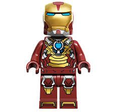 Resultado de imagen para lego iron man