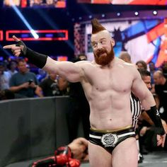 Beefcakes of Wrestling: 2019 Wrestling Superstars, Wrestling Wwe, Wwe Sheamus, Beard Images, Wwe Live Events, Celtic Warriors, Ginger Men, Beefy Men, Sport Man