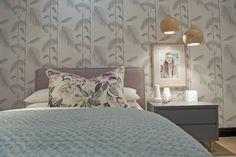 Michele Throssell Interios > girls bedroom > pastels > artwork Victoria Verbaan
