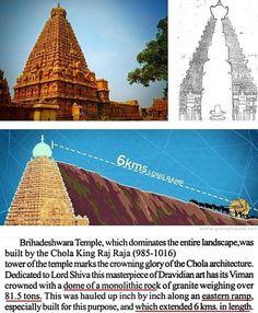 Brihadeeswarar Temple: An engineering marvel