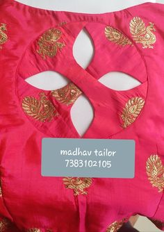 New Ideas Dress Pattern Indian Blouse Designs Kurta Designs, Neck Designs For Suits, Stylish Blouse Design, Blouse Back Neck Designs, Fancy Blouse Designs, Indian Blouse Designs, Blouse Neck Patterns, Neckline Designs, Sari Bluse