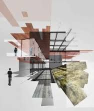 Image result for architecture rendering abstract