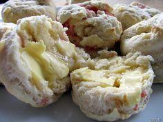 Easy savoury scone recipe