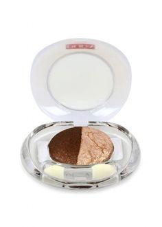PUPA MILANO LUMINYS DUO BAKED EYESHADOW - Compact Eye Shadow D-0042104