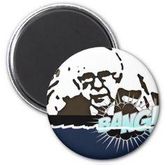 Bernie Sanders Fridge Magnet - home gifts ideas decor special unique custom individual customized individualized