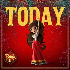 The Book of life - Maria