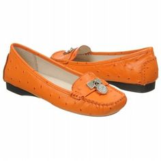 a6b77743153 Michael Kors Hamilton Loafers. Will I be brave enough for bright orange  shoes  I