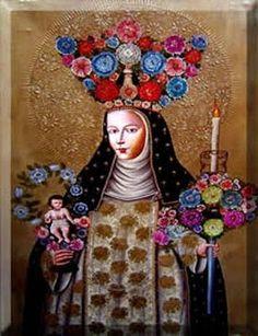 Ceremonia y rúbrica de la Iglesia española - Monjas coronadas - Hábitos religiosos