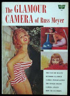 The Glamor Camera Of Russ Meyer 1958
