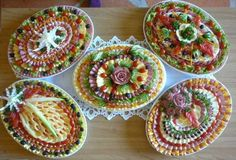 Photo: Fabulous Party Platters Elegant Events by Victoria Party Platters, Party Trays, Snacks Für Party, Food Design, Meat And Cheese Tray, Appetizer Recipes, Appetizers, Appetizer Plates, Food Carving