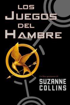 """Ficha de lectura de """"Los Juegos Del Hambre"""" de Suzanne Collins, realizada por Delia Sánchez"""