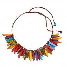 Tagua Jungle Necklace