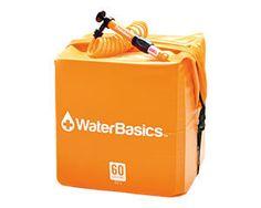 60-Gallon Potable Water Storage Tank | WaterBasics by Aquamira