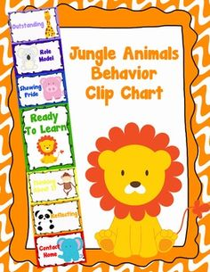 "This behavior clip chart is 8.5 "" X 44"". Each of the colored sections are 8.5"" X 5.5"" except the green which is 8.5 X 11.    In my classroom, I printed the chart on cardstock, taped the whole chart together and backed it with black construction paper to make it more sturdy. I then laminated it to protect it.    There are 7 sections:     Purple - Outstanding  Indigo - Role Model  Blue - Showing Pride  Green - Ready to Learn  Yellow - Thinking About It  Orange - Reflecting  Red - Contact Home"