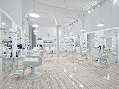 Salones de belleza con estilo - Locus Muebles
