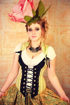 Quality Handmade Corsets for vibrant, passionate women who want an adventure-filled, romantic life! Sizes up to Styles in Steampunk, Renaissance, Pirate! Damsel In This Dress, Pirate Fairy, Steampunk Pirate, Renaissance Fashion, Bustiers, Corsets, Bodice, Cosplay, Fantasy