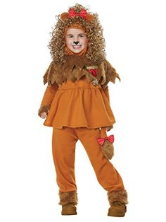 The Courageous Lion of Oz Costume For Toddlers is the best 2018 Halloween costume for you to get! Everyone will love this Baby/Toddler costume that you picked up from Wholesale Halloween Costumes! The Wizard Of Oz Costumes, Spooky Costumes, Casino Costumes, Toddler Halloween Costumes, Halloween Fashion, Baby Costumes, Halloween 2019, Faux Fur Collar, Fur Collars