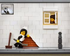 Varietats: Banksy by The Brick Fantastic