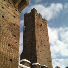 Montanare towers