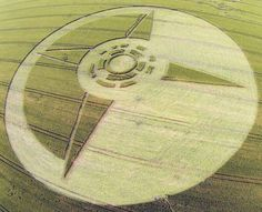 Crop Circle at Boskovic, Czech Republic. Reported 28th June  2014 #CropCircles
