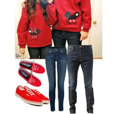 Couple outfit<3