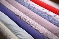 Cotton & Viscosa Voile di viscosa Tessuti Cotton Viscose