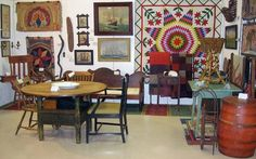 folk painted furniture - Google Search