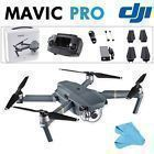 ﹩949.00. DJI Mavic Pro Folding Drone Quadcopter- 4K Stabilized Cameral, Active Track,GPS    Type - Ready to Fly Drone, Camera Integration - Camera Included, FPV Operation - Yes, Camera Features - 4K HD Video Recording, Maximum Flight Time - 27min., Connectivity - Remote Control, UPC - 9312716020267