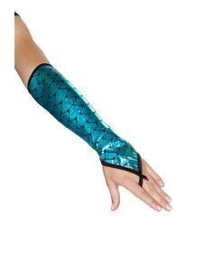 Mermaid Gloves