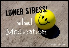Learn how to deal with stress and anxiety naturally, without taking any pills. Results vary but everyone should find relief from one or more of these solutions.