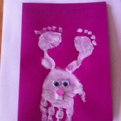 Easter cards for the babies cards eyfs Company Christmas Cards, Christmas Cards To Make, Handmade Christmas, Nursery Activities, Easter Activities, Work Activities, Activity Ideas, Craft Ideas, Easter Projects