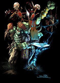 Troll Shadowhunter