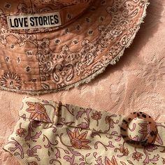 Bucket Hat Cotton Twill Fabric, Cotton Pads, Bandana Print, Hat Making, Fashion Prints, Bikini Tops, Bucket Hat, Print Design, Bob