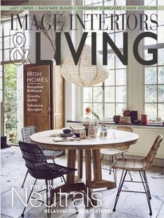 Interior design trends to keep up with, the best for your home decor! Blueberry Home, Living Room Decor, Living Spaces, Sweet Home, Interior Styling, Interior Design, Deco Boheme, Boho Stil, Dinning Table