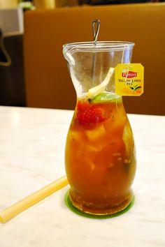 凍水果紅茶 @茶木