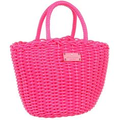 Kate Spade New York Beach Club Basket Beth ($198) ❤ liked on Polyvore